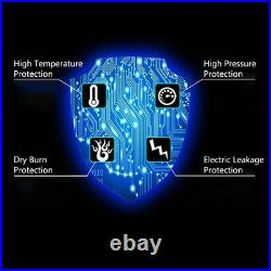 11KW ELECTRIC Water Heater Swimming Pool SPA Hot Tub Thermostat 220V