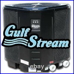 140k Btu's Pool Heater Heat Pump By Gulf Stream