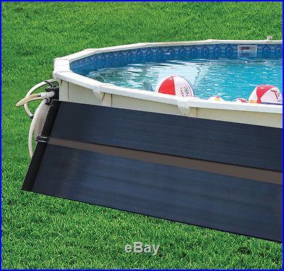 1-2'X20' SunQuest Solar Swimming Pool Heater Max-Flow