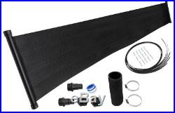 1-2'X20' SunQuest Solar Swimming Pool Heater with Add-on & Roof/Rack Mounting Kit