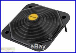 1 SOLAR DOME HEATING PANEL POOL 18' ROUND Above Ground Heat System EcoSaver New