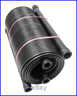 20-2X10' SunQuest Solar Swimming Pool Heater Complete System with Roof Kits