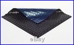 20'X40' Rectangle Premium Blue/Black Inground Swimming Pool Solar Blanket 12 Mil