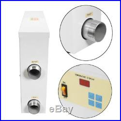 220V 15KW Thermostat Swimming Pool Home Bath SPA Hot Tub Electric Water Heater