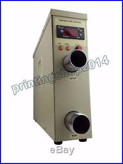 220V Electric Water Heater Swimming Pool Thermostat SPA Hot Tub 11KW