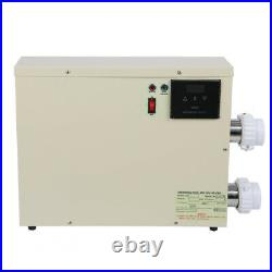 220-240V 5.5KW Swimming Pool & SPA Hot Tub Electric Water Heater Thermostat
