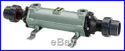 240,000 BTU Cupro Nickel Salt Water Pool Heat Exchanger Outdoor Wood Boiler