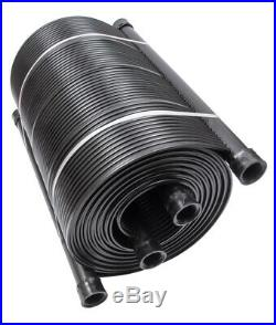 2-2'X20' SunQuest Solar Swimming Pool Heater with Ftgs & 2 x 6FT Hoses