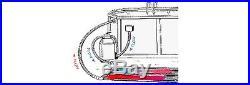 2-2'x20' Solar Pool Heater withCoupler