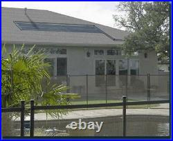 2 2' x 12' Solar Swimming Pool Heater Replacement Panel