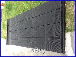 2 Heliocol Swimming Pool Solar Heating Panels 4' x 10' (80 square ft. Total)