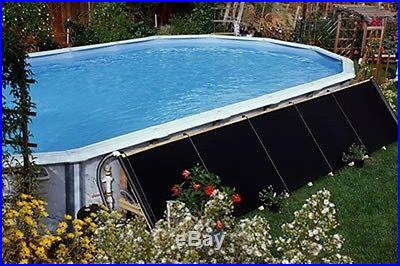 2'x20' SUNGRABBER Solar Swimming Pool Heater Replacement Panel for Above Ground