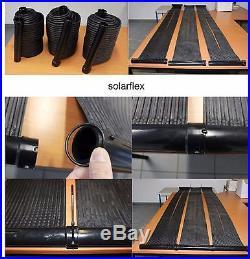 33cmx800cm NANO EPDM Poolheizung Solarheizung Schwimmbad Solarabsorber