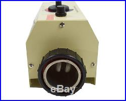 3KW 220V Water Heater Thermostat for Home Swimming Pool & SPA Fast Shipping