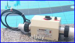 3KW B-M3 Swimming Pool Equipment & SPA Heater Electric Heating Thermostat 220V
