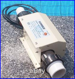 3KW Water Heater Thermostat Swimming Pool and SPA Heating Temperature Controller