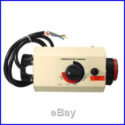 3/11KW Swimming Pool SPA Hot Tub Electric Water Heater Thermostat Heating 220V