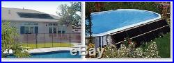 3-2X20 Sungrabber Solar Pool Heater for Swimming Pools with Complete System Kit