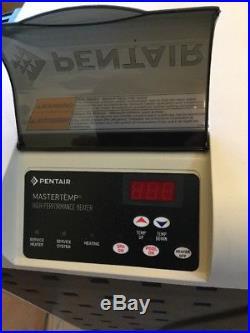 460806 Pentair MasterTemp, Low NOx, 250,000 BTU, Pool and Spa Heater