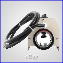 48mm Poolheizung Wärmetauscher Poolheizer Thermostat Spa Bath Schwimmbadheizung