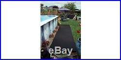 4-2'X20' Sungrabber Solar Pool Heater-Above-Ground Swimming Pools-Diverter Kit