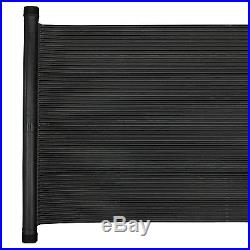 4'x20' Eco-Friendly Solar Panel Heating System For In-Ground Swimming Pools