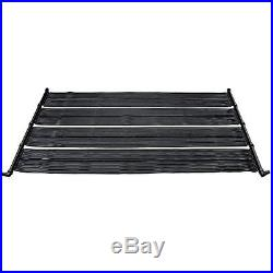 4'x 10' Above Ground In-ground Solar Panel Heating Water For Swimming Pools Roof