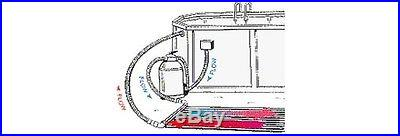 4x20 Solar Swimming Pool Heater Panel w/ Diverter valve