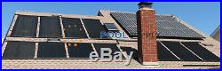 5-4x12 DIY Solar Pool Heater Kit Highest Performing Design / Commercial Grade