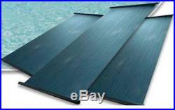 5 4x12 PANEL SOLAR POOL HEATER HEATING KIT 2 HEAD NEW Solar Pool heating