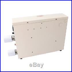 5.5/11/15KW Swimming Pool & SPA Hot Tub Electric Water Heater Thermostat 220V US