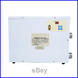 5.5/9/11/15/18 KW Electric Water Heater Swimming Pool Hot Tub Heater Thermostat