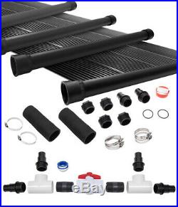 6-2'X20' SunQuest Solar Swimming Pool Heater System with Diverter Kit