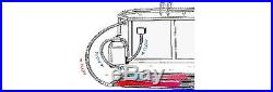 6-2'X20' Sungrabber Solar Pool Heater-Above-Ground Swimming Pools-Diverter Kit