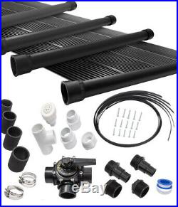7-2X20' SunQuest Solar Swimming Pool Heater Complete System with Roof Kits