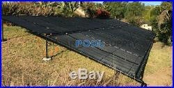 8-4x12 DIY Solar Pool Heater Kit Highest Performing Design / Commercial Grade