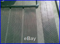 99cmX 500cm= 5m2 EPDM Poolheizung SolarHeizung Schwimmbadheizung Solarabsorber