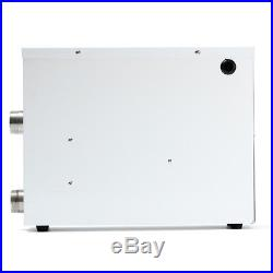 9KW 220V 50/60Hz Electric Water Heater Thermostat For Swimming Pool SPA Hot Tub