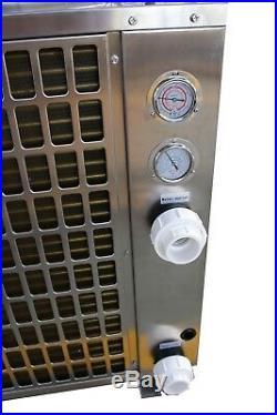 AIR SOURCE HEAT PUMP 23kW KOI POND POOL HEATER