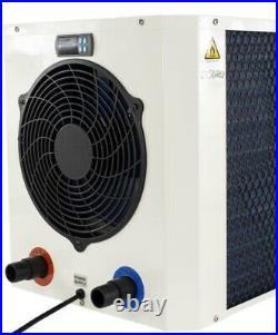 AQS Mini Heater 2 compact pool heat pump 2.5kW