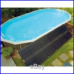 Above Ground Pool Solar Heater Polypropylene Heat Collector Energy Efficient