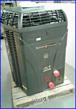 AquaCal HeatWave SuperQuiet IceBreakers 1 Phase, 208-230v (SQ120ARDSBPR)