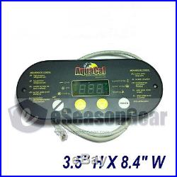 AquaCal TropiCal T115 Heat Pump 112,000 BTU, T115AHDSB Pool & Spa Heater