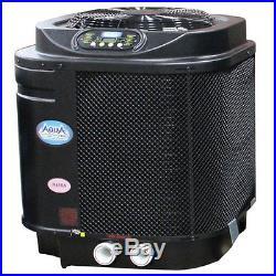 AquaPro PRO1400 137K BTU Digital Heat Pump Heater For Swimming Pool Up to 40K