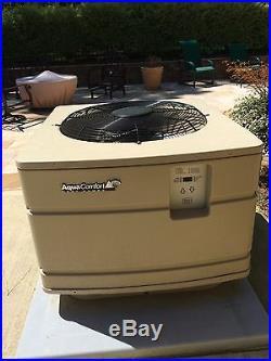 Aqua Comfort Pool Heat Pump