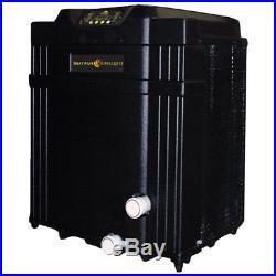 Aquacal Superquiet Sq110 Aboveground Inground Swimming Pool Heat Pump Heater 15k