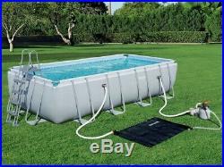 Bestway Solarmatte 110x170 cm Poolheizung Solarheizung Schwimmbeckenheizung Pool
