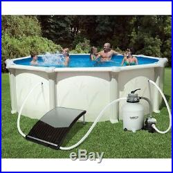 Blue Wave SolarCurve Solar Heater for Above Ground Pools Free Shipping Ne