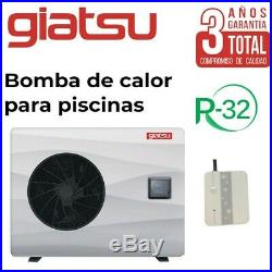 Bomba de calor para piscinas Giatsu LION GIA-SWP-O-160LIO tipo. Potencia 16 kW