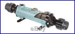 Bowman 400,000 btu Pool Heat Exchanger Model 5103-2S Stainless Steel